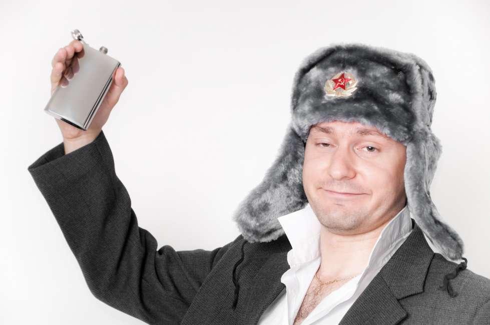 Alcolismo Dmitry Kharatyan - Alcolismo in statistica di Russia
